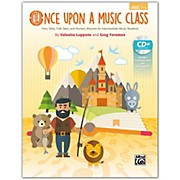 BELWIN Once Upon a Music Class Intermediate Book & Enhanced SoundTrax CD Grades 3--6