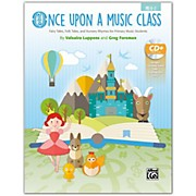 BELWIN Once Upon a Music Class Primary Book & Enhanced SoundTrax CD Grades Pre-K--2