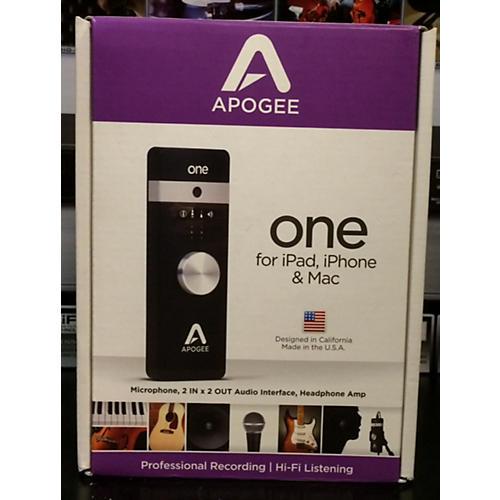 Apogee One Audio Interface-thumbnail