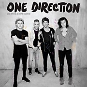 Browntrout Publishing One Direction 2016 Calendar Square 12 x 12 In.