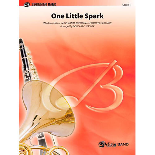 Alfred One Little Spark Concert Band Level 1 Set