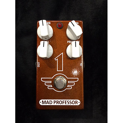 Mad Professor One Overdrive Effect Pedal