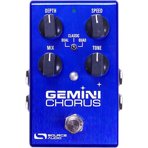 Source Audio One Series Gemini Chorus Guitar Pedal-thumbnail