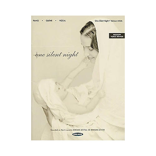 Word Music One Silent Night Piano, Vocal, Guitar Songbook-thumbnail