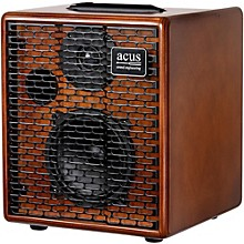Acus Sound Engineering One for Strings 5 50W 1x5 Acoustic Guitar Combo Amp Level 1 Wood