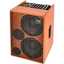 Acus Sound Engineering One for Strings AD 350W 2x8 Acoustic Guitar Combo Amp Level 1 Wood
