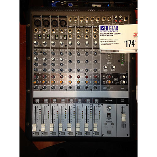 Mackie Onyx 1220 Unpowered Mixer