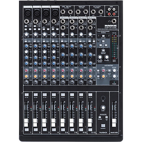 Mackie Onyx 1220i Firewire Mixer-thumbnail