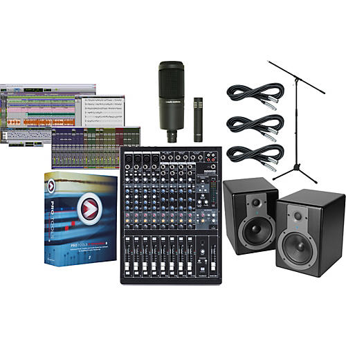 Mackie Onyx 1220i Pro Tools M-Powered Package