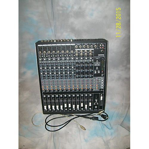 Mackie Onyx 1620i Unpowered Mixer