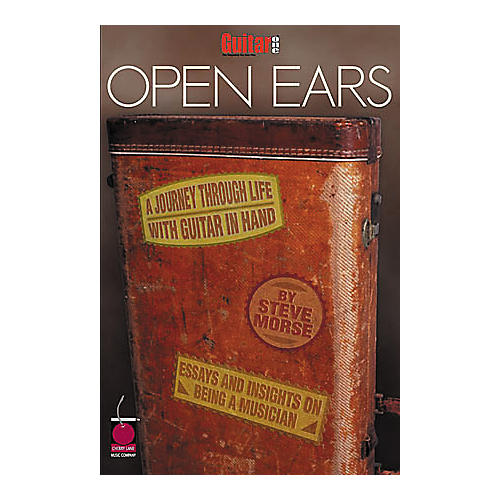 Cherry Lane Open Ears Book-thumbnail