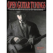 Centerstream Publishing Open Guitar Tunings Book