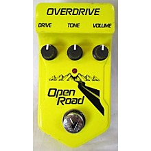 Visual Effects Open Road Overdrive Effect Pedal
