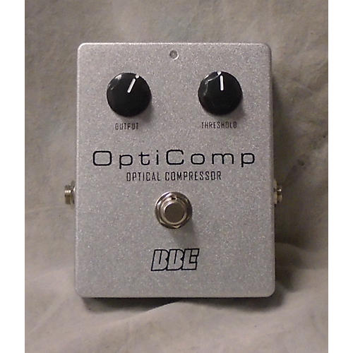 BBE OptiComp Compressor Effect Pedal-thumbnail