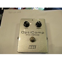 BBE OptiComp Compressor Effect Pedal