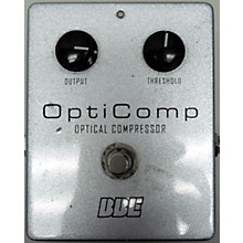 BBE OptiComp Compressor Effect Pedal