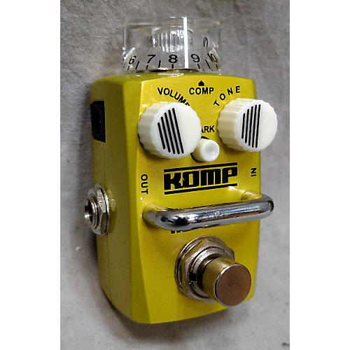 In Store Used Opto Compressor Effect Pedal-thumbnail