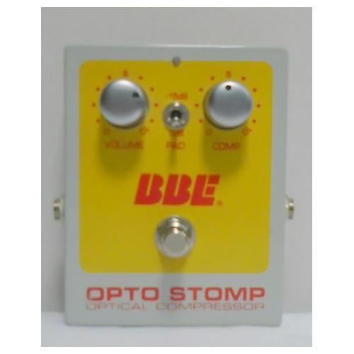 BBE Opto Stomp Effect Pedal-thumbnail