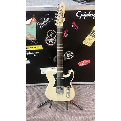 Legator Music Opus Traditional-200 Solid Body Electric Guitar Butterscotch