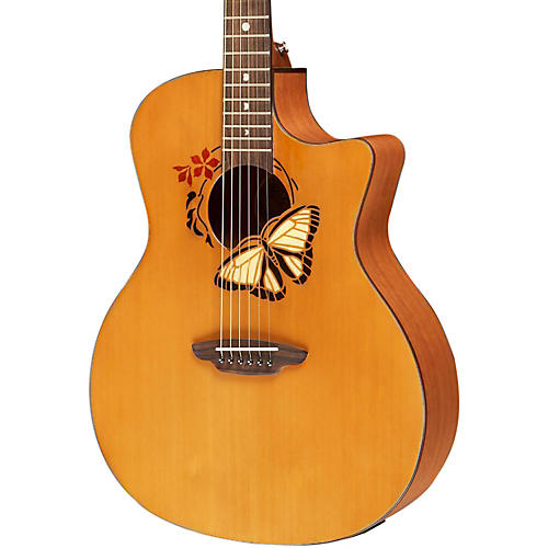 Luna Guitars Oracle Series Acoustic-Electric Guitar