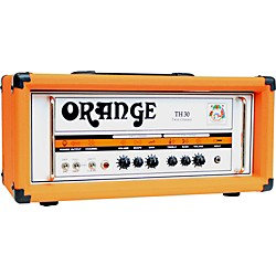 Orange Amplifiers TH30H 30W Tube Guitar Amp Head (TH30H)