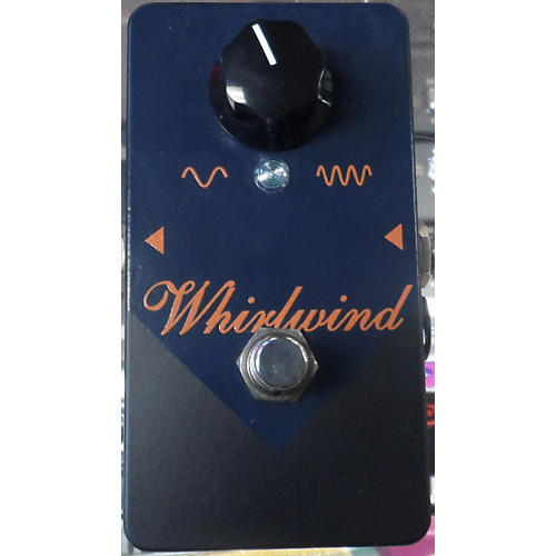 Whirlwind Orange Box Phaser Effect Pedal