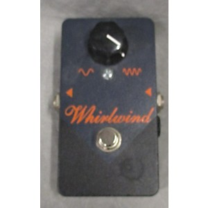 Pre-owned Whirlwind Orange Box Phaser Effect Pedal by Whirlwind