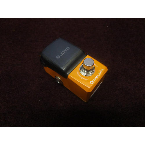 Joyo Orange Juice Effect Pedal