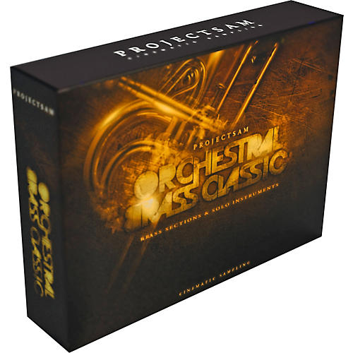 ProjectSAM Orchestral Brass Classic Sample Library-thumbnail