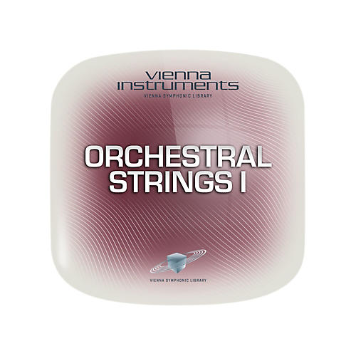 Vienna Instruments Orchestral Strings I Standard Software Download