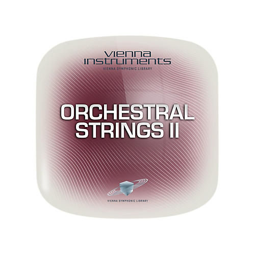 Vienna Instruments Orchestral Strings II Standard Software Download