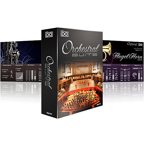UVI Orchestral Suite Software Download-thumbnail