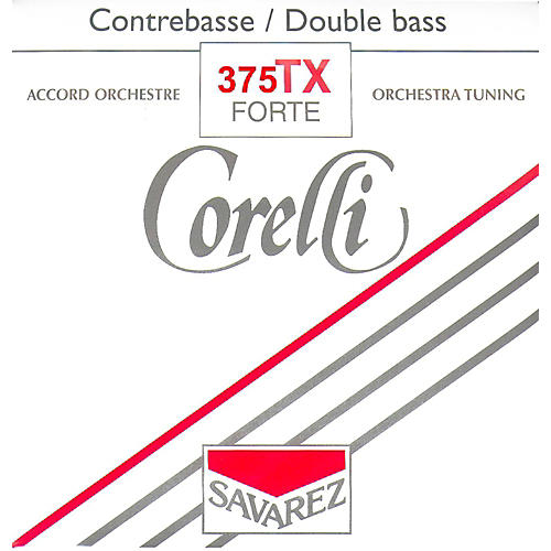Corelli Orchestral TX Tungsten Series Double Bass Low B String
