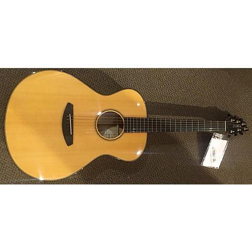 Breedlove Oregon Concert Acoustic Electric Guitar Natural