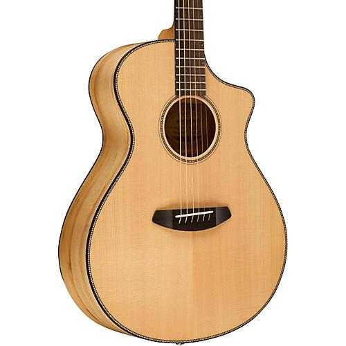 Breedlove Oregon Concert CE Sitka Spruce - Myrtlewood Acoustic-Electric Guitar
