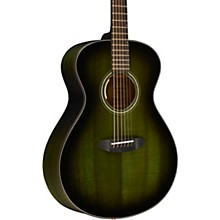 Breedlove Oregon Concert Emerald E LTD Myrtlewood - Myrtlewood Acoustic-Electric Guitar