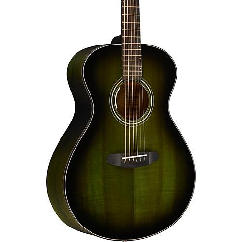 Breedlove Oregon Concert Emerald E LTD Myrtlewood - Myrtlewood Acoustic-Electric Guitar-thumbnail