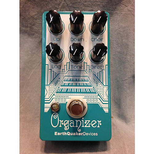 Earthquaker Devices Organizer Polyphonic Organ Emulator Effect Pedal