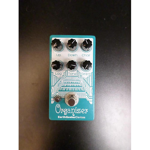 Earthquaker Devices Organizer Polyphonic Organ Emulator Effect Pedal-thumbnail