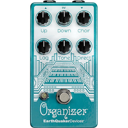 Earthquaker Devices Organizer V2 Pedal-thumbnail
