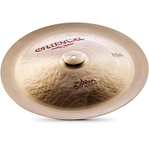 Zildjian Oriental China 'Trash' Cymbal-thumbnail
