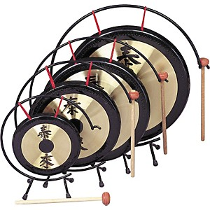 Rhythm Band Oriental Table Gongs by Rhythm Band