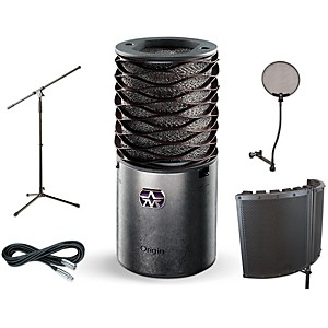 Aston Microphones Origin VS1 Stand Pop Filter and Cable Kit by Aston Microphones