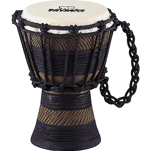 Nino Original African Style Rope-Tuned Earth Rhythm Series Djembe