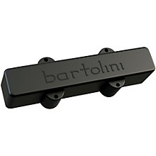 Bartolini Original Bass Series 4-String J Bass Dual In-Line Bridge Pickup Long
