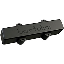 Bartolini Original Bass Series 5-String J Bass Dual In-Line Neck Pickup Long