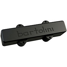 Bartolini Original Bass Series 5-String J Bass Dual In-Line Pickups Set Long/Short Level 1