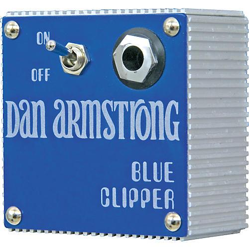 Dan Armstrong Original Blue Clipper Fuzz Guitar Effects Module-thumbnail