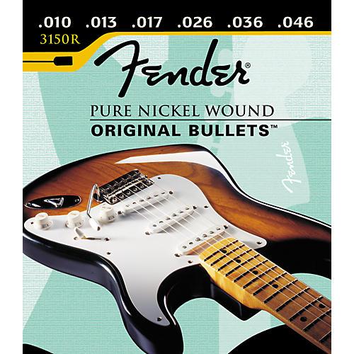 Fender Original Bullets 3150R Regular Electric Guitar Strings-thumbnail