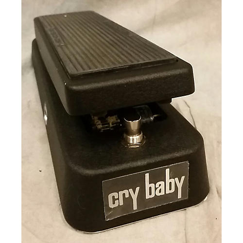 Dunlop Original Cry Baby Wah Effect Pedal
